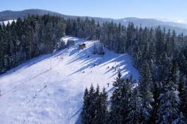 Rabka-Zdrój Atrakcja Stacja narciarska Maciejowa SKI