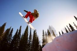 Poręba Wielka Atrakcja Wypożyczalnia snowboardowa Koninki