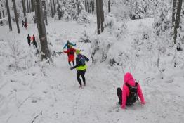 Kasinka Mała Wydarzenie Bieg Winter - Trail Małopolska 2019